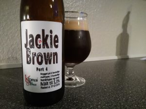 Mine brYg, Kromai Bryghus, Jackie Brown, part 4